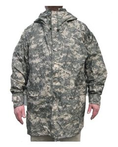 GI ACU Improved Wet Weather Rain Parka