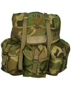 GI Medium Woodland ALICE Pack New IRR