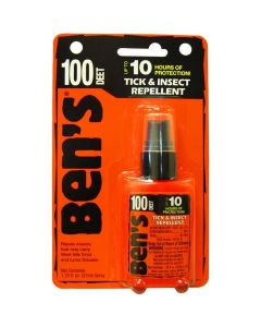 Ben's Tick and Insect Repellent 100 Deet