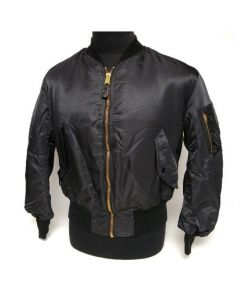 US Made MA-1 Pilot's Flight Jacket