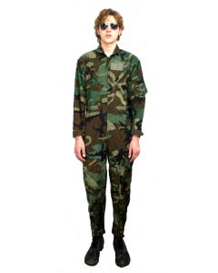 CWU-27P Camouflage Flight Suit