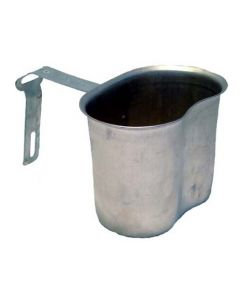 GI L-Handle Canteen Cup Used
