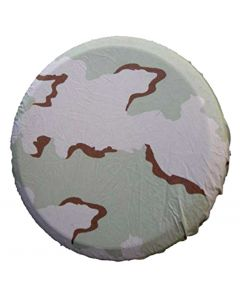 GI Three Color Desert ALICE Pack Tire Cover