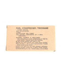 NOS GI Ration Heating Trioxane Fuel