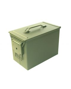 .50 Cal Fat Ammo Can (New)