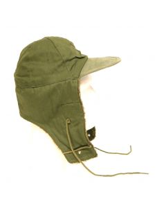 Military Style Pile Lined M1951 Cap