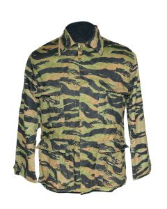 Tiger Stripe BDU Shirt Made in USA