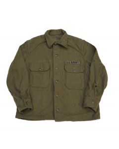 GI Used Korean Era Wool Shirt