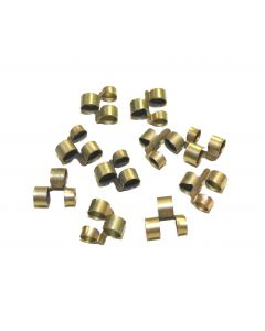 GI 10 Pack of Gold 30-06 1919A4 Machine Gun Links