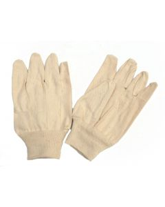 3 Pack Of White 100% Cotton Gloves
