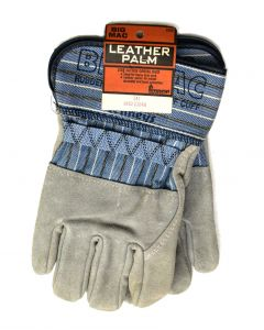 Big Mac Leather Work Gloves