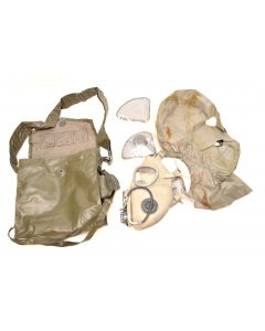 GI European M17 Style Gas Mask Set