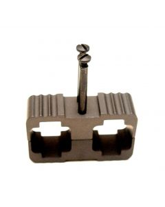 US Made Double Screw M16 M4 AR15 Magazine Coupler