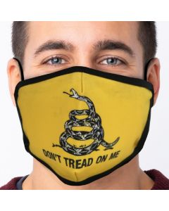 Don't Tread on Me Face Mask