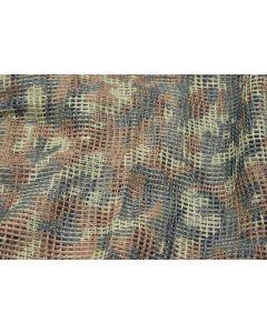 German Flecktarn Camouflage Tactical Neck Scarf