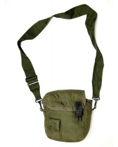 GI 2 Quart Canteen Cover Used