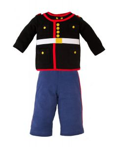 Infant Marine Corps Dress Blues 2 Piece Set