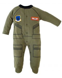 Infant Air Force Flight Suit
