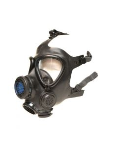 Israeli GI Military M15 Gas Mask NO FILTER