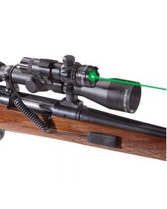 Green Laser Sight with Picatinny Rail