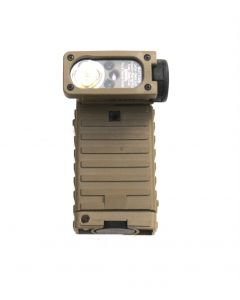 Military Model Streamlight Sidewinder LED Flashlight