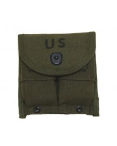 Unissued GI Canvas M1 Carbine Ammo Pouch