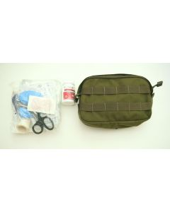TacProGear Complete MOLLE First Aid Kit