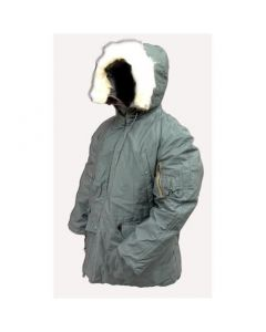 GI N3B Extreme Cold Weather Parka New with Storage Marks