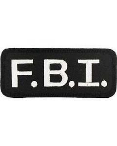 FBI Patch