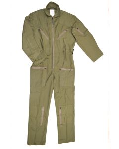 Cotton Ripstop Pilots Jumpsuit