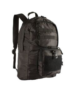 Black Collapsible Carry and Go Backpack