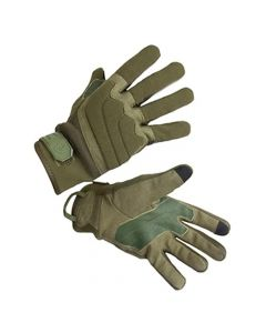 TacProGear Barrier Padded Gloves OD Green