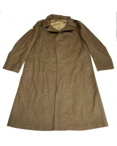 GI WW2 Enlisted Men's Wool Coat No Buttons