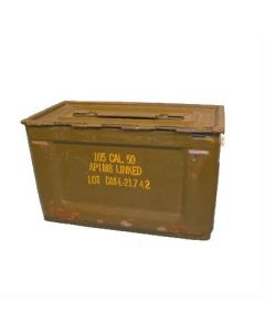 WWII .50 Cal Ammo Can