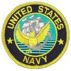 PATCH-USN LO,ANCHOR I