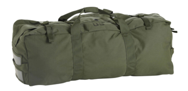 Image result for army duffle bag