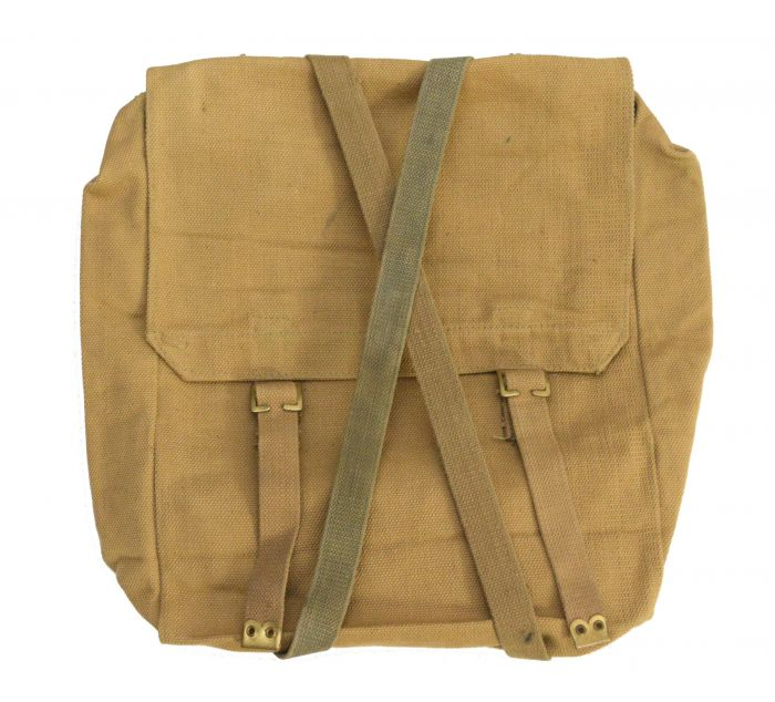 British WWII Pattern 37 Backpack   Army Navy Sales Army Navy Sales