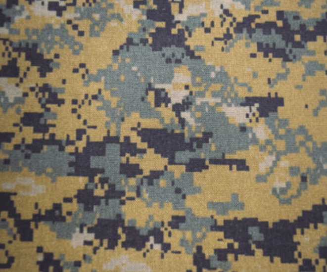 a64e83ad481ff Marpat Woodland 1000D Cordura Coated Nylon DWR Material Army Navy Sales