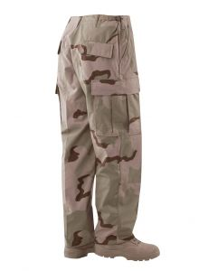 Made in USA Desert 3 Color BDU Pants