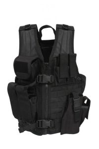 Kids Cross Draw Tactical Vest
