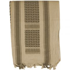 Tactical Shemagh Sand & Tan