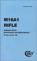 M16A1 Colt Rifle Manual