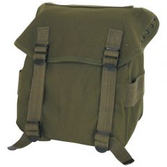 GI Style Canvas Butt Pack