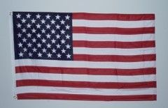 Made in USA Nylon United States Flag