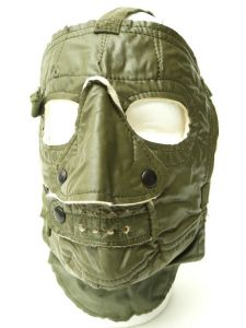 GI Navy Vinyl Face Mask