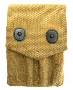 WWI .45 Cal. Ammo Pouch M-1912 Pointed Flap