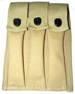 Reproduction Thompson 3 Cell 30 Round Pouch