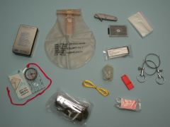 U.S. Military Survival Kit Type I Class III