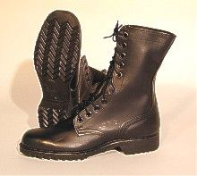 GI Ripple Sole Combat Boot