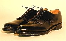 US Navy Style Oxfords